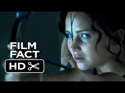 The Hunger Games: Catching Fire Film Fact (2013) - Jennifer Lawrence Movie HD