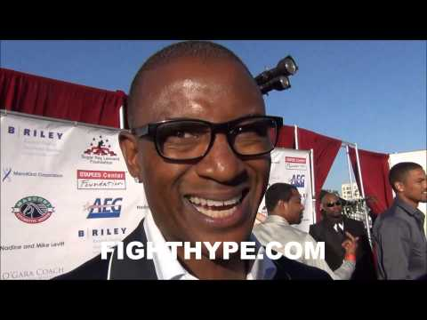 TOMMY DAVIDSON JABS KEVIN HART AND DANE COOK WHILE EXPLAINING HIS LOVE OF BOXING