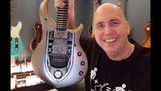 Download Lagu I Get To Check Out A $10,000 John Petrucci Nomac Guitar Gratis STAFABAND