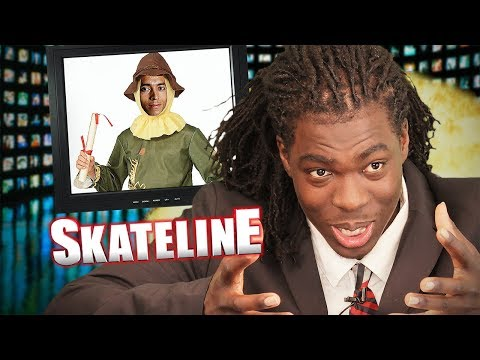 SKATELINE - Nyjah Huston gone GX 1000, Pyramid Country, Chase Webb and more