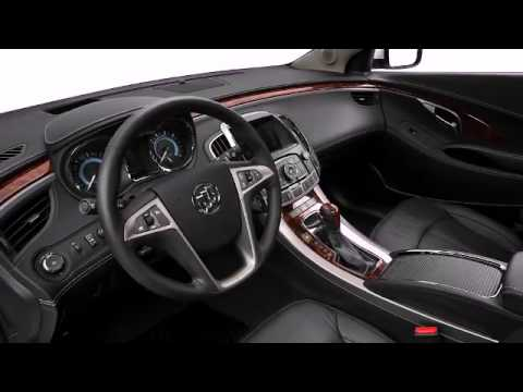 2013 Buick LaCrosse Video