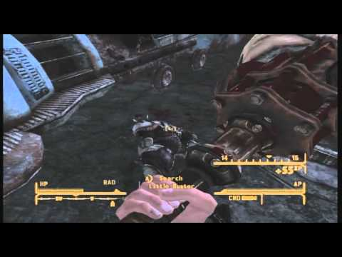 Fallout New Vegas All Unique Melee Weapons Guide