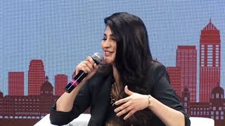 TiEcon Mumbai 2019: Celebrity Fireside Chat With Shruti Haasan & Anand Desai