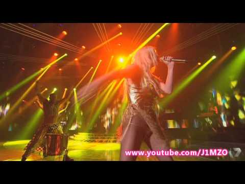 Keha - Die Young - live performance on The X Facto...