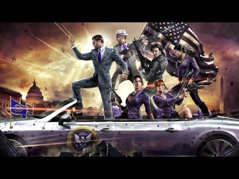 GameSpot Reviews - Saints Row IV