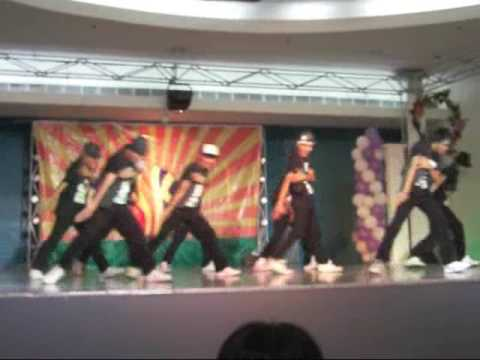 SK Dance War 2009 Feat. Switch Block @ Island City Mall