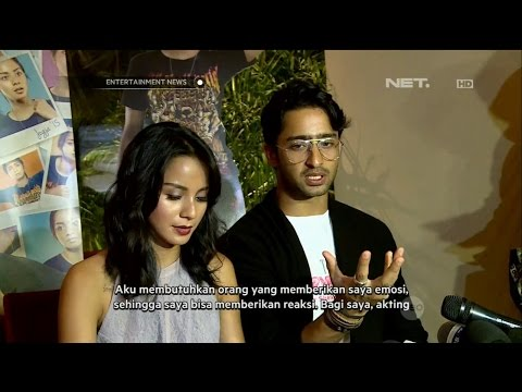 Premiere Film Shaheer Sheikh, Turis Romantis