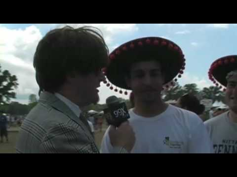 99X - Bonnaroo 2009 - Pat & Dutch Interviews