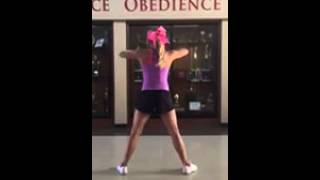 2015-2016 tryout chant