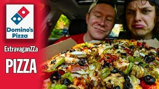 Domino's ExtravaganZZa Pizza Review