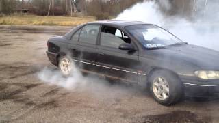 Opel omega 2.5 v6 DRIFT HD !