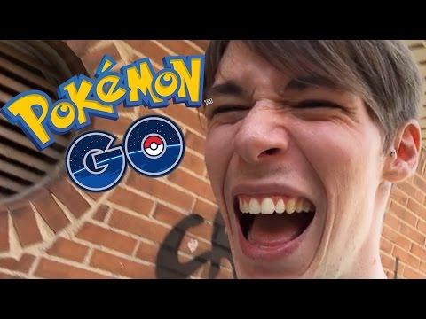 ATRAPANDO POKÉMON EN LA CALLE | Pokémon GO