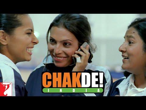 Mar Ke Aayenge - Dialogue - Chak De India