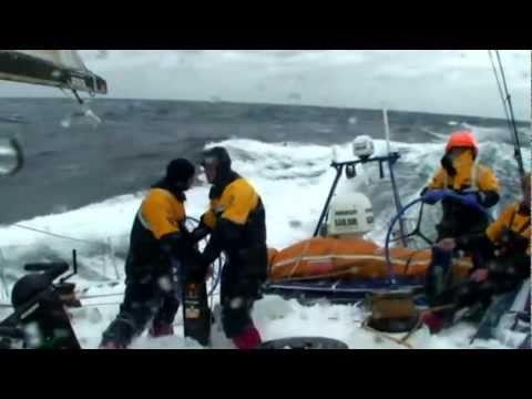 Episode 21: Weekly Show | Volvo Ocean Race 2008-09