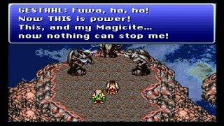 Let's Play Final Fantasy VI Part 28