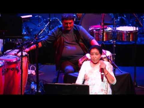 Asha Bhosle's tribute to Lata Mangeshkar- Live in Melbourne 2016