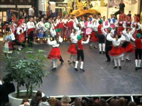 Dança Tradicional Portuguesa Dança Popular Portuguesa