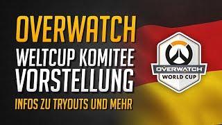 OVERWATCH WELTCUP KOMITEE TALK mit Radioboiii & Noukky | Infos zu Tryouts und mehr ★ Team Germany