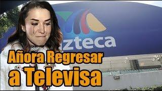 Laura G Asqueada de Televisión Azteca