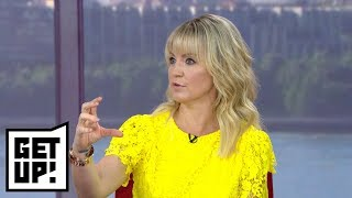 Spurs fan Michelle Beadle not interested in Kawhi Leonard to Lakers trade talks | Get Up! | ESPN