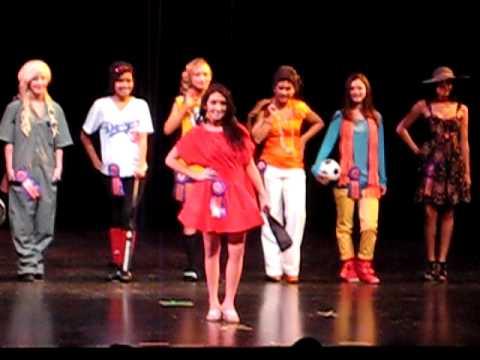 Sunday Wear Pageants 2012 Pageant Casual Wear