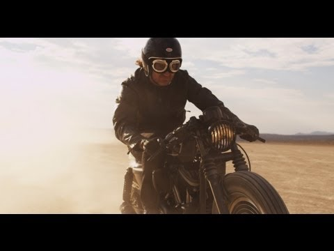 Technics by Panasonic - Harley Sportster build with Roland Sands and Andy Bell