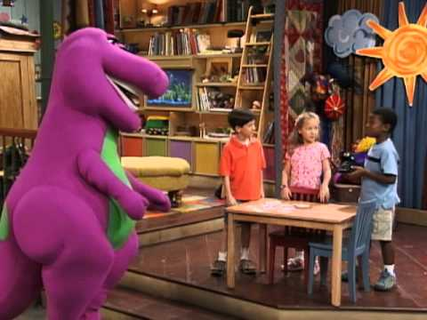 Barney: Let's Go To The Doctor - Trailer video