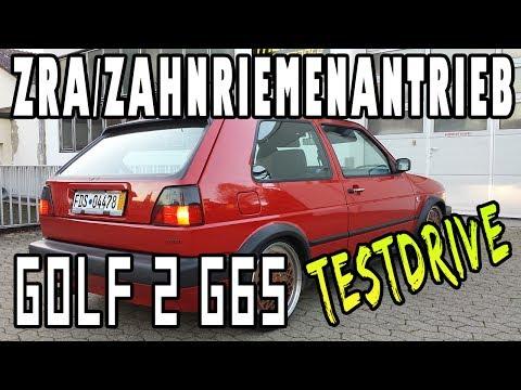 VW Golf 2 1.8l G65 G-Lader Zahnriemenantrieb   www.theibach-performance.de