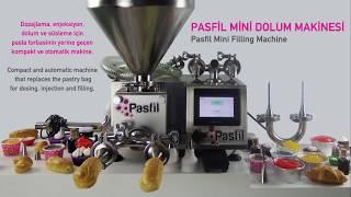 Pasfil Mini Dolum Makinesi  Mini Filling Machine