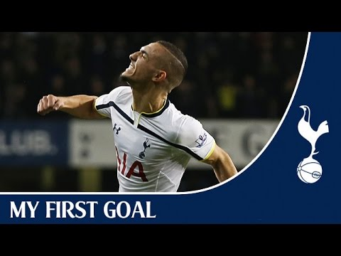 Nabil Bentaleb's first goal for Spurs | Tottenham 4-0 Newcastle