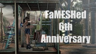 FaMESHed 6th Anniversary in Second Life