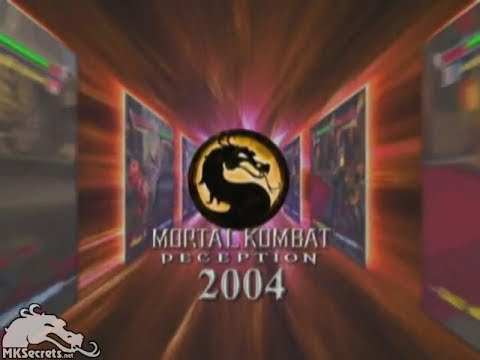 [HQ] Mortal Kombat: Deception - The History of Mortal Kombat (MK1 - MK: Deception)