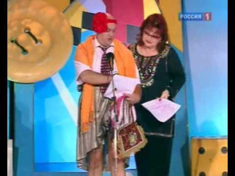 Елена Степаненко и Михаил Церишенко - Маша и Даша