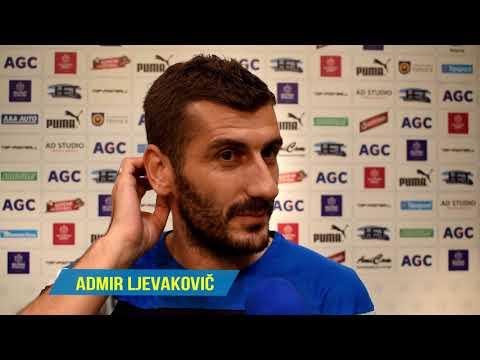 Rozhovory před utkáním s Karvinou (18.10.2017)