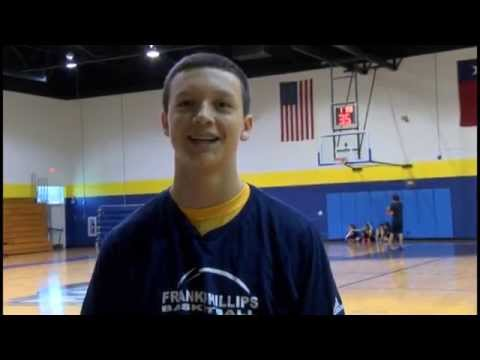 Frank Phillips College hosts youth basketball camp