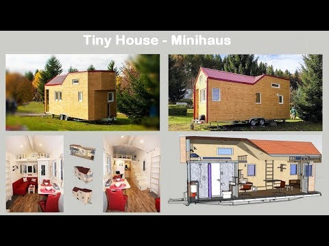 Tiny House - Minihaus - Angebot