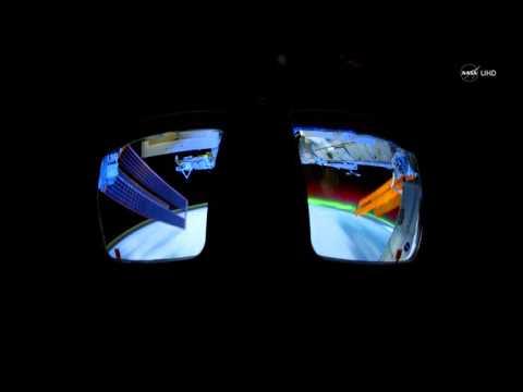 auroras boreales y australes en ultra alta resolucion