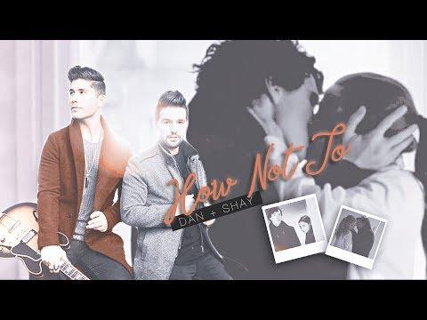 (Sherlolly) Dan + Shay - How Not To (lyrics)