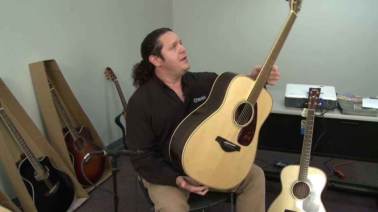 Yamaha   Guitar Review
