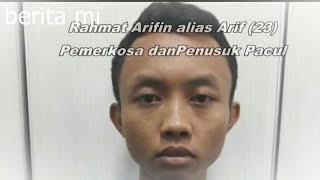 Sadis!!! Ini Kronologi Pembunuhan dan pemerkosaan Eno Sarinah Dengan Cangkul