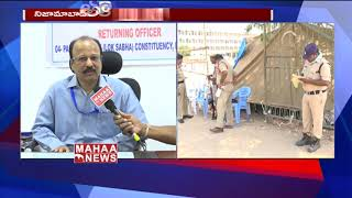 Face To Face With Nizamabad Collector MRM Rao Over Election Results Counting