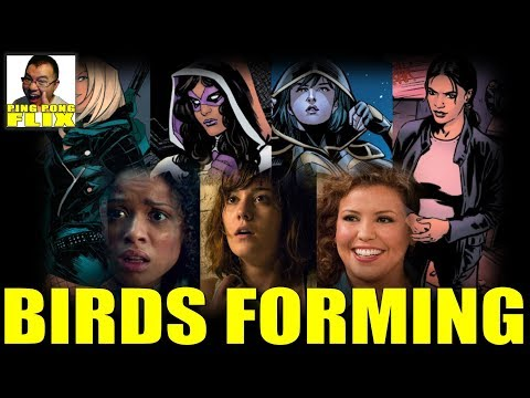 BIRDS FORMING – Birds of Prey Casting, Fiona is Back, and Snyder Cut Tinfoil Edition