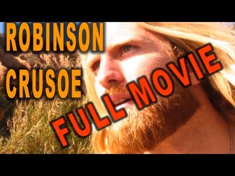 ROBINSON CRUSOE ☆ HD - Full Movie ADVENTURE, COMEDY