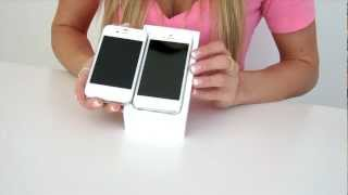 iPHONE 5 UNBOXING!!! | iJustine