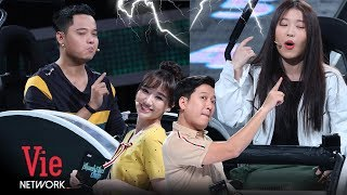 Han Sara Chém Nát Bét Trường Giang Khiến Hari Won Khoái Chí | Hài Nhanh Như Chớp Mùa 2 [Full HD]