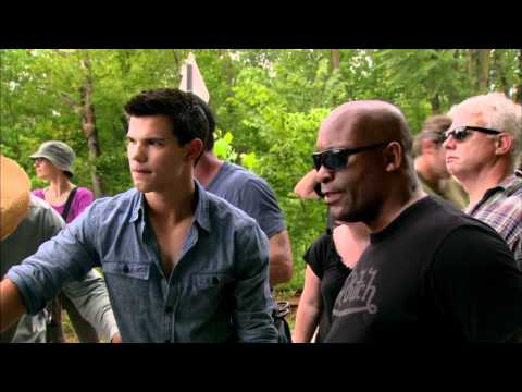 Behind The Scenes - Abduction  [part 3]
