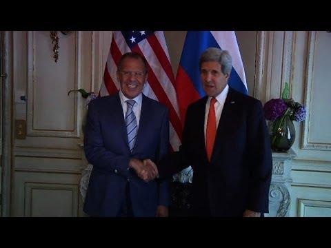 Kerry et Lavrov veulent
