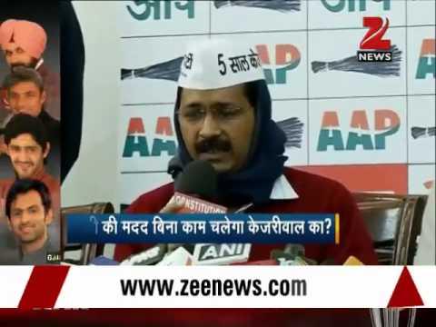Ramlila Maidan Gears Up For Kejriwal's 2nd Swearing-in Ceremony video