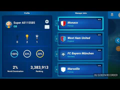 Best Tactic and tips for Online Soccer Manager (OSM). How to win every game.