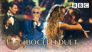 Andrea Bocelli Duets 39 Fall On Me 39 With His Son Matteo Bbc Strictly 2018